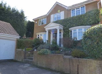 Thumbnail 5 bed detached house for sale in Hadley Close, Elstree, Borehamwood