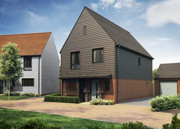 Thumbnail 4 bedroom detached house for sale in Halstead Lanes, Kings Road, West End, Woking, Surrey