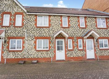 3 bed terraced house for sale in Anchor Close, Shoreham-By-Sea BN43