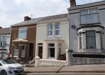 Thumbnail 2 bed terraced house to rent in Erith Avenue, Plymouth