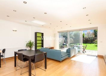 Thumbnail 3 bed flat to rent in Monkville Avenue, London