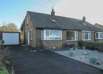Thumbnail 2 bed semi-detached bungalow for sale in Chapel Grove, Bingley, West Yorkshire