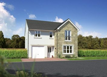 "Thumbnail 4 bed detached house for sale in ""Glenmore"" at Meikle Earnock Road, Hamilton"