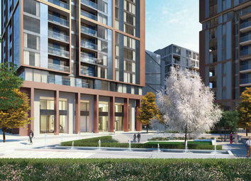 Thumbnail 1 bed flat for sale in Indescon Square, Canary Wharf, London E14, Canary Wharf,