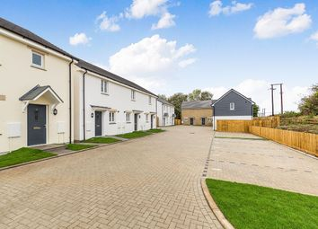 Thumbnail 3 bed semi-detached house for sale in Barberry Way, West Seaton, Camborne
