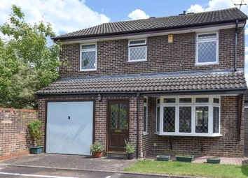 Thumbnail 4 bedroom detached house for sale in Marston, Oxford