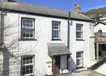 Thumbnail 2 bed semi-detached house for sale in West Looe Hill, Looe