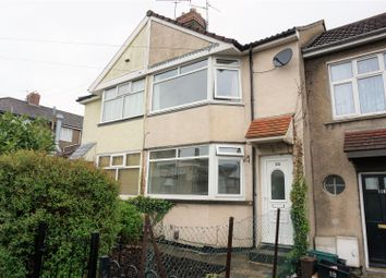 Thumbnail 2 bed terraced house for sale in Jersey Avenue, Brislington, Bristol