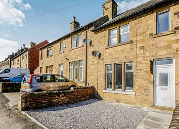 Thumbnail 3 bed terraced house to rent in Leymoor Road, Longwood, Huddersfield