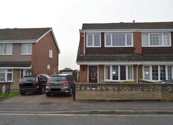 Thumbnail 3 bed semi-detached house to rent in Hargreaves Avenue, Stanley, Wakefield