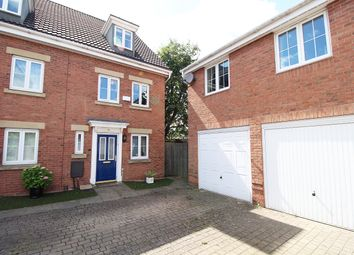 Thumbnail 3 bed end terrace house for sale in Innisfree Close, Wythall, Birmingham