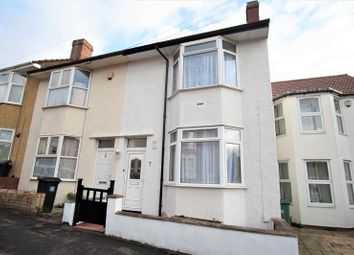 Thumbnail 3 bedroom terraced house to rent in Kensal Avenue, Victoria Park, Bristol