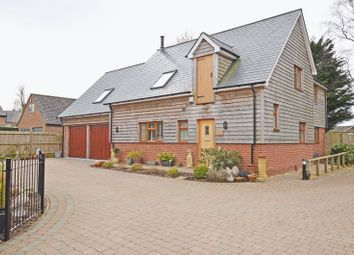 Thumbnail 3 bed detached house for sale in Trinity Hill, Medstead, Alton, Hampshire