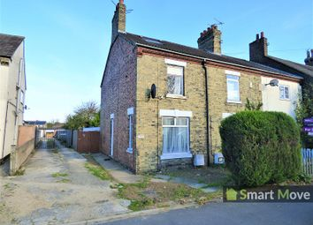 Thumbnail 4 bed end terrace house for sale in Lincoln Road, Peterborough, Cambridgeshire.