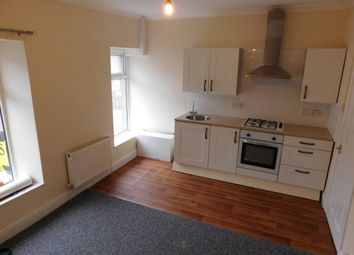Thumbnail 1 bed flat to rent in Commercial Street, Aberbargoed, Bargoed