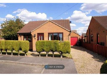 Thumbnail 2 bed bungalow to rent in Gorehall Drive, Lincoln