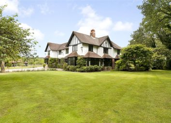 Thumbnail 7 bed detached house for sale in Blackhouse Road, Colgate, Horsham, West Sussex