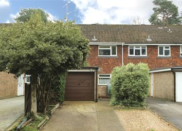 3 bed end terrace house for sale in Roxburgh Close, Camberley, Surrey GU15