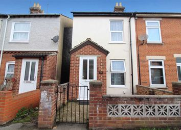 Thumbnail 2 bed semi-detached house for sale in Beaconsfield Road, Ipswich