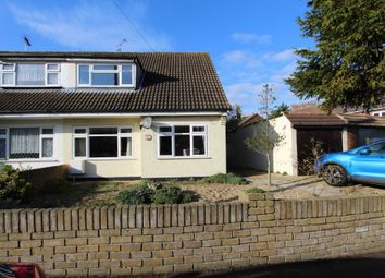 Thumbnail 3 bed semi-detached house for sale in Lodge Close, Benfleet