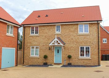 Thumbnail 4 bed detached house for sale in Boxgrove Way, Monksmoor, Daventry
