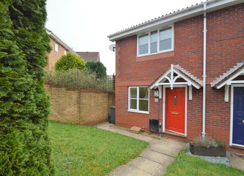 Thumbnail 2 bed semi-detached house for sale in Hollington Drive, Cardiff