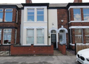 Thumbnail 4 bed property to rent in New Village Road, Cottingham