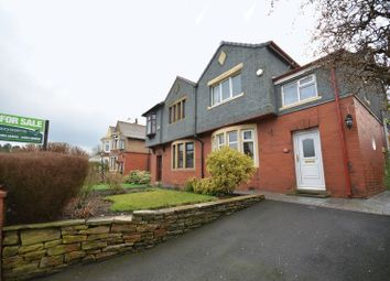 Thumbnail 3 bedroom semi-detached house for sale in Hollins Lane, Accrington