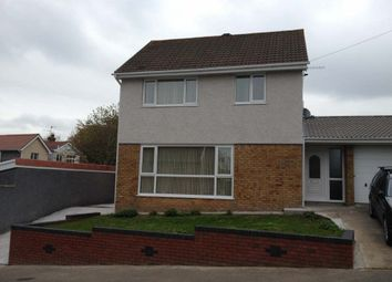 Thumbnail 3 bed detached house to rent in Ridgeway, Llanelli, Llanelli, Carmarthenshire