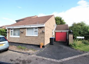 Thumbnail 2 bed semi-detached bungalow for sale in Elmwood, Coulby Newham, Middlesbrough