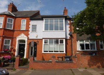 3 bed terraced house to rent in Clarence Avenue, Northampton NN2