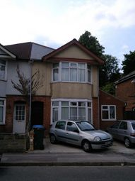 Thumbnail 6 bed semi-detached house to rent in Osborne Road South, Portswood, Southampton