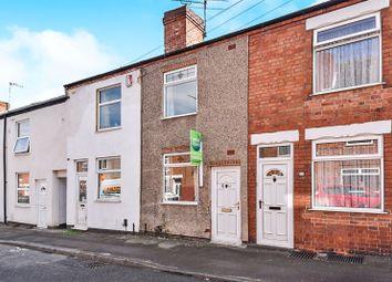 Thumbnail 2 bed terraced house for sale in John Street, Ilkeston, Derbyshire