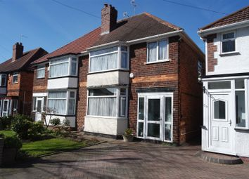Thumbnail 3 bed property for sale in Croft Road, Yardley, Birmingham