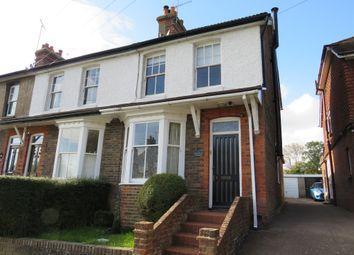 Thumbnail 2 bed cottage for sale in Horsham Road, Rusper, Horsham