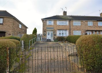 Thumbnail 3 bed semi-detached house for sale in Highbank Drive, Clifton, Nottingham