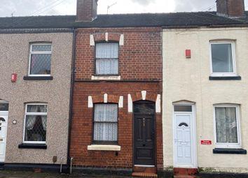Thumbnail 2 bed terraced house for sale in Kildare Street, Dresden, Stoke On Trent, Staffordshire