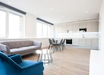 Thumbnail 2 bedroom flat to rent in Porters Edge At Water Yards, Canada Water, London