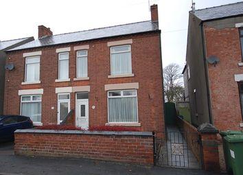 Thumbnail 3 bed semi-detached house for sale in Sandbed Lane, Belper