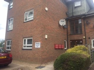 Thumbnail 1 bed flat to rent in Meadowford Close, Thamesmead
