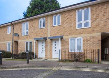 Thumbnail 2 bedroom terraced house for sale in Budleigh Close, Cambridge