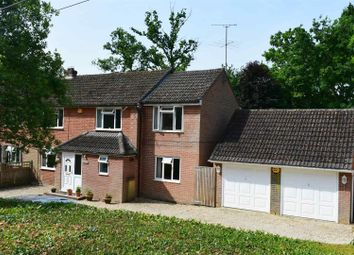 Thumbnail 4 bed semi-detached house for sale in Woolton Hill, Newbury
