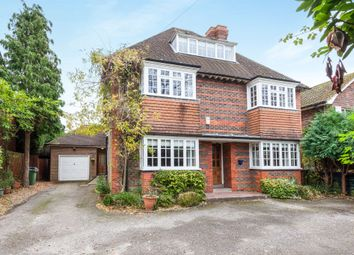Thumbnail 5 bed detached house for sale in Comptons Lane, Horsham