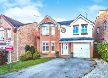 Thumbnail 4 bed detached house for sale in Brook Croft, North Anston, Sheffield