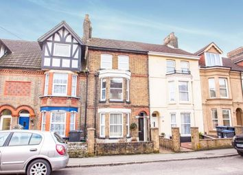 Thumbnail 4 bed terraced house for sale in Buckland Avenue, Dover, Kent, .
