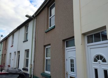 Thumbnail 2 bed terraced house for sale in Gladstone Place, Newton Abbot