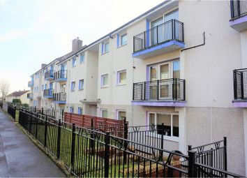 Thumbnail 2 bed flat for sale in 166 Tresta Road, Glasgow