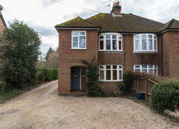 Thumbnail 3 bed semi-detached house to rent in Poles Lane, Otterbourne, Winchester