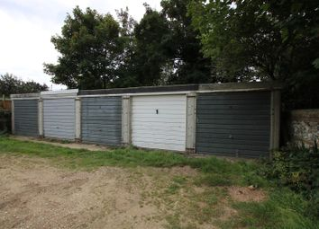 Thumbnail Parking/garage for sale in Norfolk Road, Littlehampton