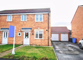 3 bed property for sale in Font Drive, Crofton Grange Estate, Blyth NE24